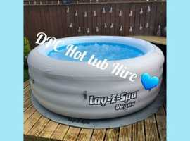 DPC Hot Tub Hire's