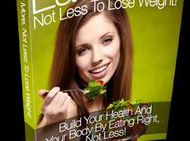 WEIGHT LOSE SOLUTION WITH EFFECTIVE RESULTS