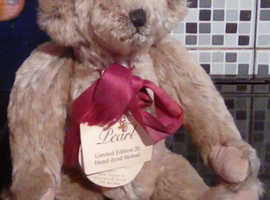 Mohair Collector Teddy Bear for Sale