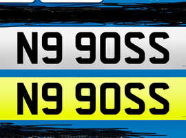 Personal, private cherished Number N99OSS