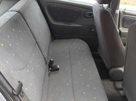Suzuki Alto, 2003 (03) Silver Hatchback, Manual Petrol, 21,690 miles