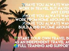 Travel Agent work from home