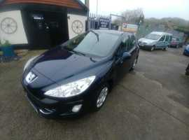 Peugeot 308, 2010 (10) Blue Hatchback, Automatic Petrol, 65,000 miles, lovely example, great history, need gone