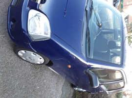 Vauxhall Agila, 2007 (07) Blue MPV, Manual Petrol, 42,000 miles