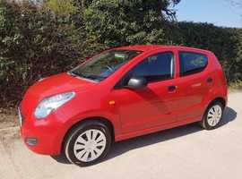 Suzuki Alto, 2014 (64) Red Hatchback, Manual Petrol, 38,000 miles