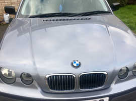 BMW 3 Series, 2004 (54) Grey Hatchback, Automatic Petrol, 79,750 miles