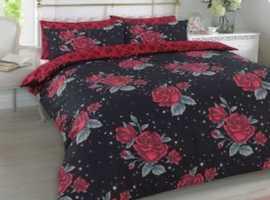 Dreamscene Rose Garden Duvet Set
