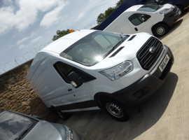 Ford Transit 350 2.2TDCI 125BHP L3 H3