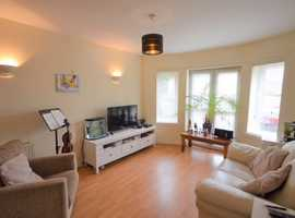 Not to be missed - 2 bedroom flat in East Kilbride Village