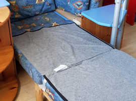 Free high level boys bed