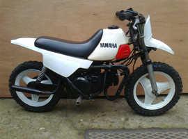 small kids 50cc motorbike motorcycle rev & go no gears