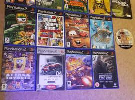 Playstation 2 Games (x14)