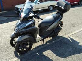 Yamaha Tricity 125cc 2018