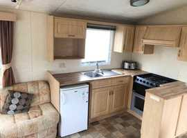 2 BED STATIC CARAVAN FOR SALE, NORTH WALES
