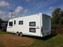 Elddis Advante Tourer Caravan 6 Birth