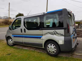 Lovely campervan for sale