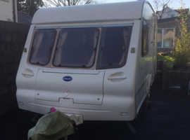 Excellent Condition Bailey Ranger 2003 2 berth Caravan