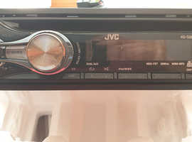 JVC KD-SD 631.USB,AUX,SD,Player +Hands free