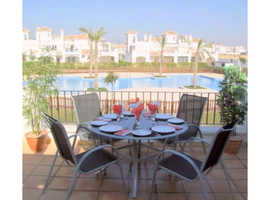 A LOVELY 2 BEDROOM 2 BATHROOM TOWNHOUSE ON A PRIVATE GATED HOLIDAY RESORT IN SUNNY MURCIA SPAIN.