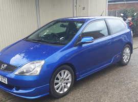 Honda Civic Vtec Sport New Mot lovely condition drives fine