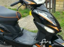 2014 50 CC SOOTER