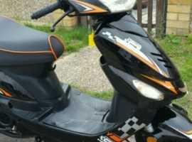 2014 loggia 50 cc scooter