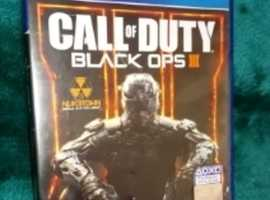 PS4 Call Of Duty Black Ops 3 Game