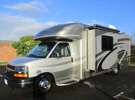 06 Trail-lite B-Plus USA RV 26FT 2/3 BERTH SUPERB CONDITION BODY PAINTED FULL SPEC 33K MILES