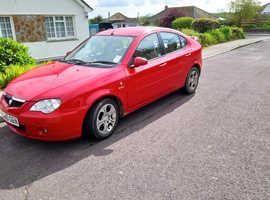 Proton GEN 2, 2005 (55) Red Hatchback, Manual Petrol, 101,000 miles