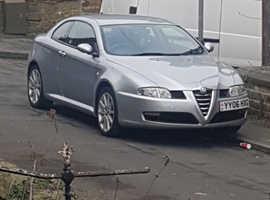 Alfa Romeo ALFA GT, 2006 (06) Silver Coupe, Manual Diesel, 103,000 miles
