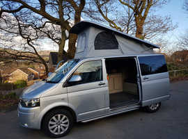 2012 Fully converted VW camper van