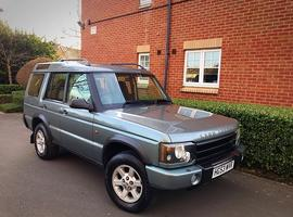 """2003 53 REG Land Rover Discovery 2 2.5 TD5 GS 5dr (7 Seats) """" HPI CLEAR """""""