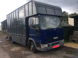 Iveco Ford cargo