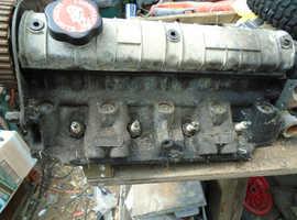 Renault Trafic  T Series Cylinder Head  1-7