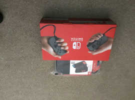 Brand new sealed Nintendo switch with receipt and 12 month warranty £320