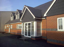 2-storey offices 2300 sq. ft.