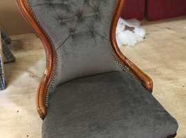David Smales upholstery
