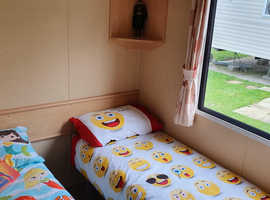 Willerby Rio, 3 Bedroom holiday home, 2009 model
