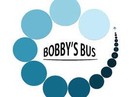 Bobby's Bus Private hire minibus