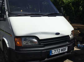 Ford Transit Leisure Drive