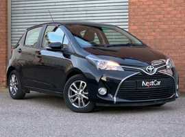 Toyota Yaris 1.33 VVT-i Icon Lovely Black 5 Door Yaris....Usual Toyota Reliability, £30 Road Tax