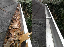 Gutter clean OR renewing