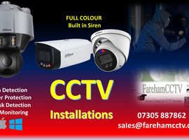 CCTV Services, Keep Your Home Safe with an installation from Fareham CCTV Contact Us Now & Get a Free Quote.