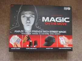 MAGIC ON THE MOVE