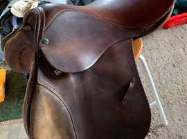 Stubben saddle