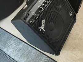 Fender Bassman 60 Watt Tilltback Bass amp