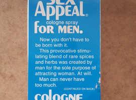 Jovan Sex Appeal men's cologne spray 88 ml