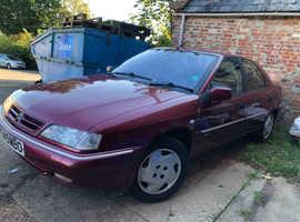 Citroen Xantia, 2001 (Y) Red Hatchback, Manual Petrol, 112.151 miles