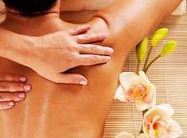 Relaxing Warm Oil Massage