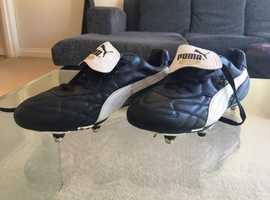 Puma King Football Boots (size 5.5)